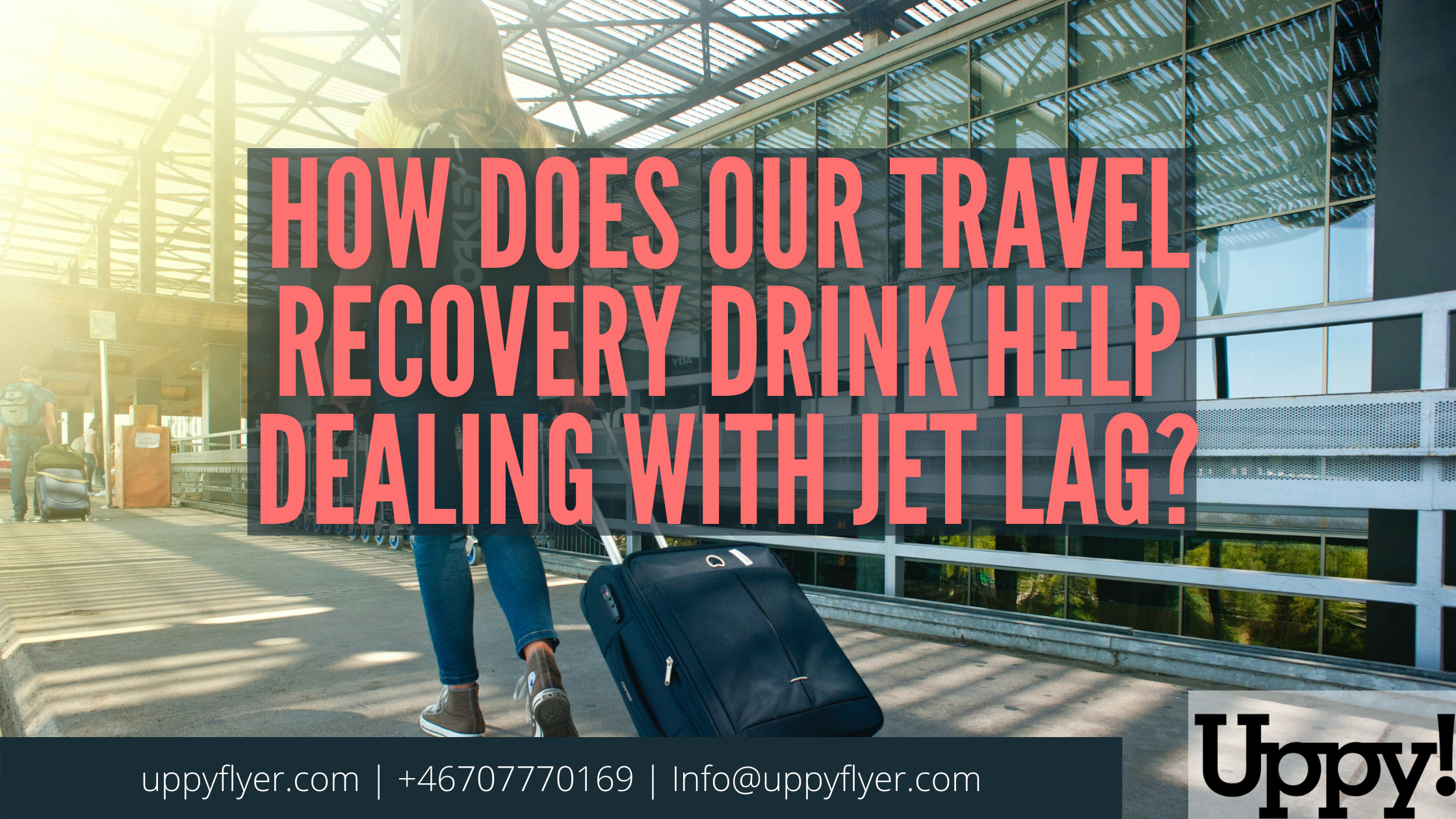 travel recovery drink
