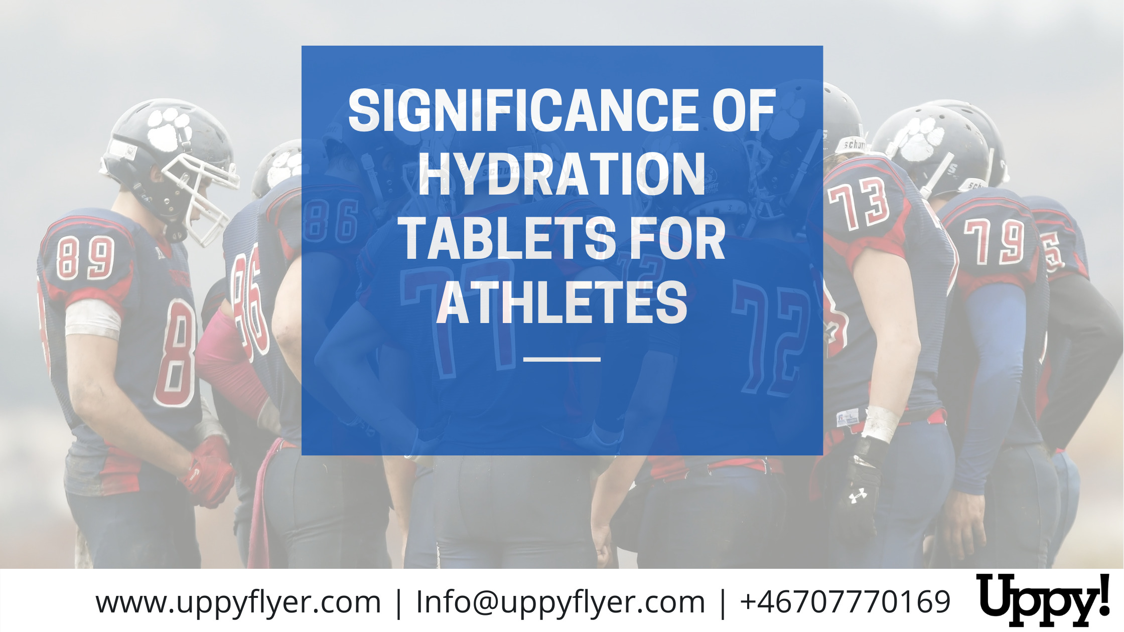 Significance of Hydration Tablets for Athletes