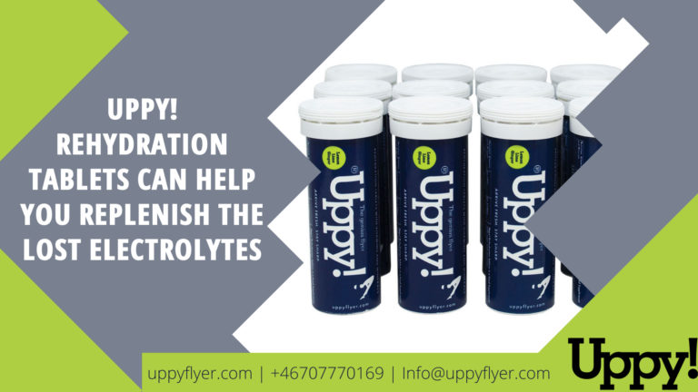 rehydration tablets